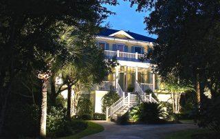 Charleston outdoor lighting