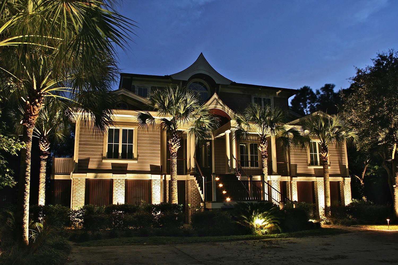 Charleston outdoor lighting design